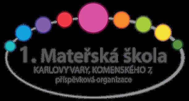 Logo celé 1. mateřské školy