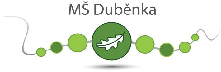 Logo Mš Duběnka
