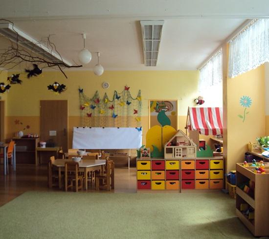 fotografie žluté třídy