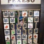 fotografie dřevěného pexesa