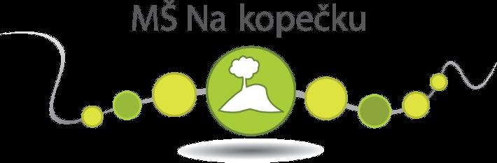 Logo MŠ Na kopečku