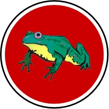 obrázek žáby